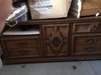 Dressers and entertainment center.  SANFRANCISCO
