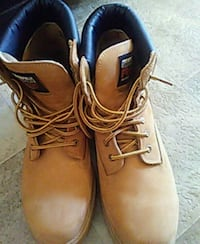 Timberland Mens Pro Series Work Boots Size 13 Wide Stockton, 95219
