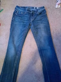 Miss Me Jeans sz 30 Boot Anchorage, 99504