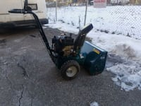 Heavy duty Snowblower  Toronto, M3N 2J7