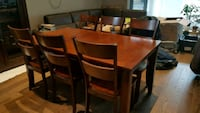 New dining room table + 6 chairs. Mississauga, L5L 1S6
