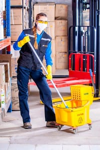 Office cleaning / Commercial cleaning