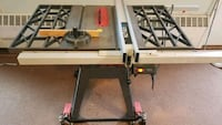 "Craftsman 10"" Belt Drive 3hp Table Saw"