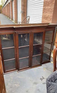 2 piece China Cabinet. OBO!! Alexandria, 22315