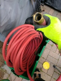 50 ft 1 inch round industrial strength rubber hose Richmond Hill, L4C 7W3