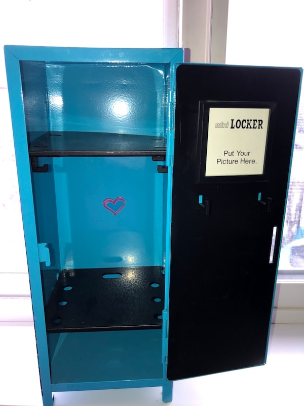 Mini locker  28bd495d-4a49-4284-8d5e-860e3ca274c6