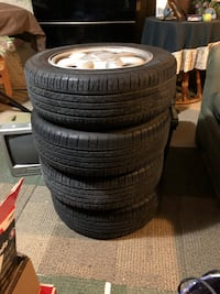 Mazda rim and tires  Bensalem, 19020