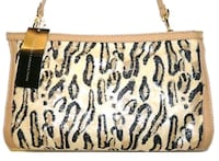 FRENCH CONNECTION Animal Mania Beige Leopard Sequi Toronto, M3C 1T1