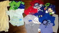 3-6 month clothes Cibolo, 78108