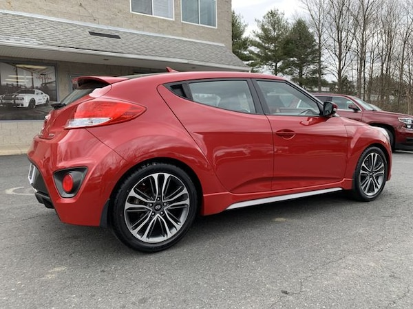 2016 Hyundai Veloster for sale 5