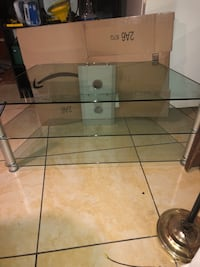 Glass TV stand  Broomfield, 80621
