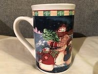 Christmas coffee mug Gaithersburg