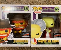 Funko POPs - NYCC - ECCC - CHASE - EXCLUSIVES Vancouver, V6E 2Y2