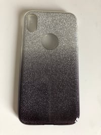 iPhone X phone case gradient sparkle shimmer Toronto, M5B 0A5