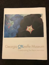 Georgia O'Keeffe Museum Collection (Coffee Table Book) Silver Spring, 20905
