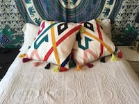 Colorful Large Throw Pillows Indio, 92203