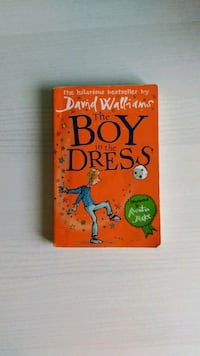 LIBRO LECTURA THE BOY IN THE DRESS