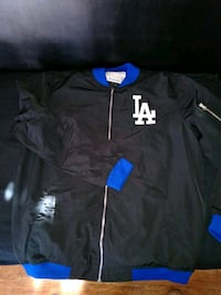 Men's Dodgers lightweight jacket  Lawndale, 90260