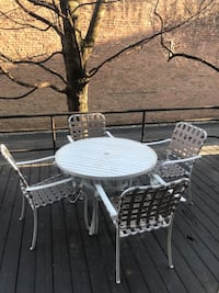 Outdoor Patio Set (4 chairs) Chicago, 60614