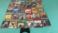 30 games cases for PS3 with controller also for PS3 واترلو, N2J