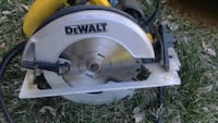 Hardley used dewalt saw Calgary