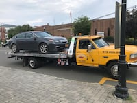 Towing and roadside service Newark, 07104