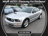2009 Ford Mustang GT Coupe Baltimore