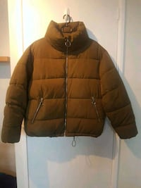 Pull and Bear Puffer Jacket