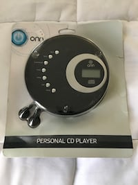 Personal cd player Charles Town, 25414