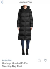 Winter jacket London Fog heritage down puffer coat/jacket
