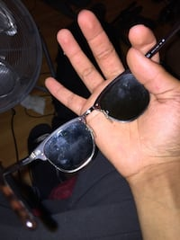 black and gray framed sunglasses Windsor, 06095
