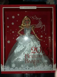 25th Anniversary holiday Barbie  Adrian, 49221