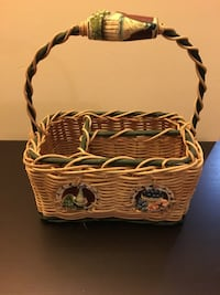New Basket - hand-made Alexandria, 22311