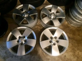 "16"" alloy rims▪5x114.3 bolt▪tires & install availa"