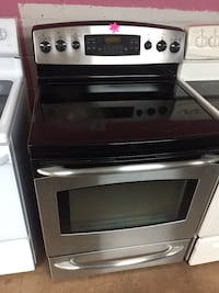 GE stainless steel electric stove  Woodbridge, 22191