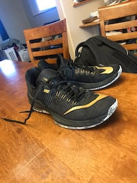 Nike shoes(Infuriate 2s) popped bubble  Halifax