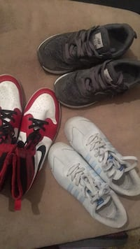 New Balance, Adidas, and Nike   Florissant, 63033