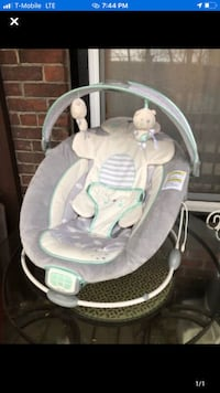 Inqenuity Baby Musical Bouncer