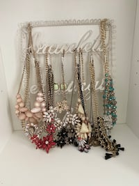 Jewelry holder and 10+ necklaces  Jessup, 20794