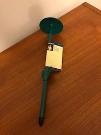 Dog Tie Out Yard Stake