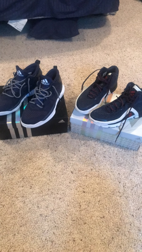 Used Damian Lillard 2s and John Wall 2s both for 150 for sale in Marietta -  letgo 0b0370f6d3e1