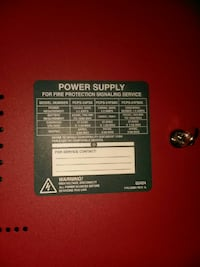 power supply Lincoln, 02838