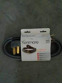Kenmore 5ft electrical range cord  Brooksville, 34609