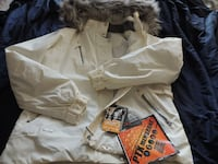 BNWT Alpine Pro Ladies Jacket Langley