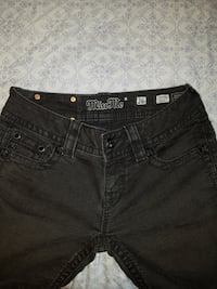 size 26 Miss Me black jeans Westminster, 80031