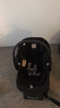 baby's black and gray car seat carrier Abbotsford, V2S 7X2