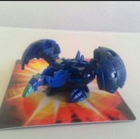 Bakugan Aquos Wired Figür