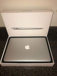 silver iPad with box and case Toronto