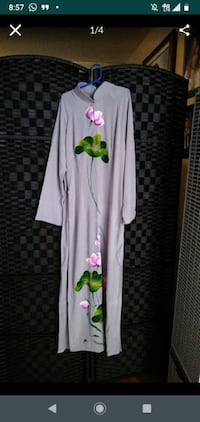 New Cute handpainted chinese outfit  San Jose, 95116