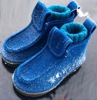 Winter boots (sheep's wool)